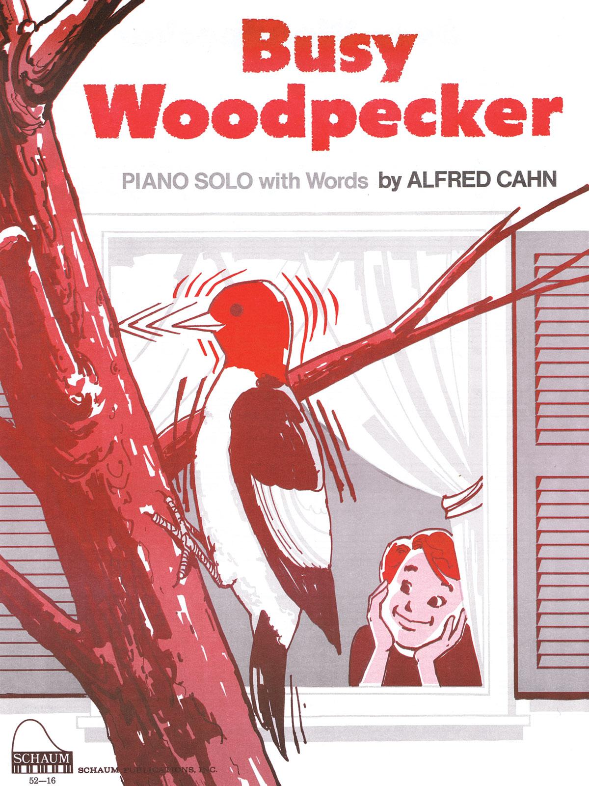 Busy Woodpecker: Piano: Instrumental Album