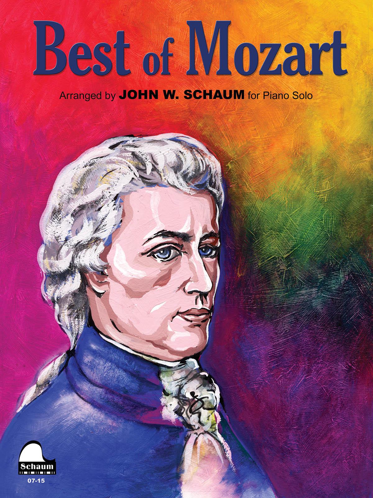 Best of Mozart: Piano: Instrumental Album