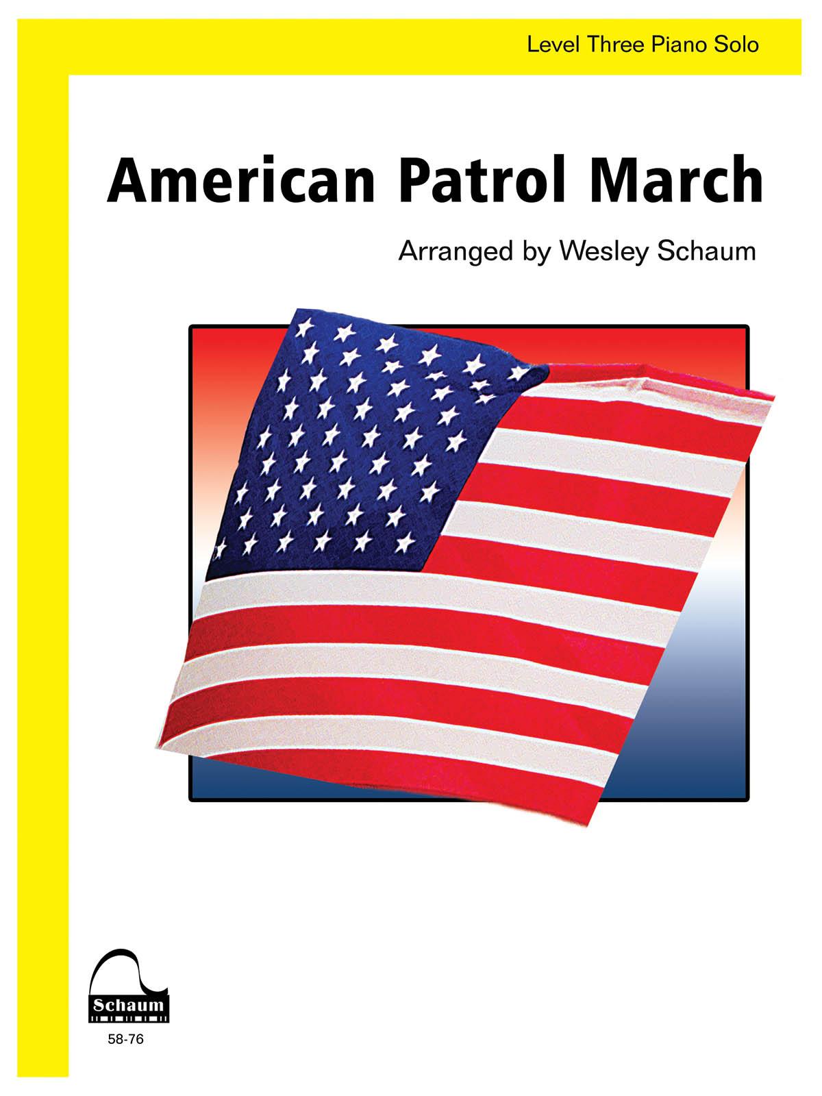 American Patrol March: Piano: Instrumental Album