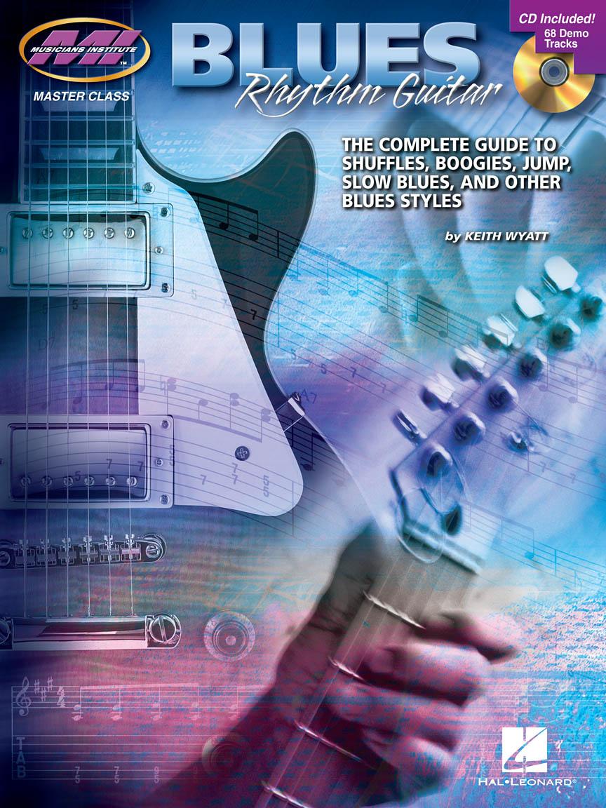 Blues Rhythm Guitar: Guitar Solo: Instrumental Tutor