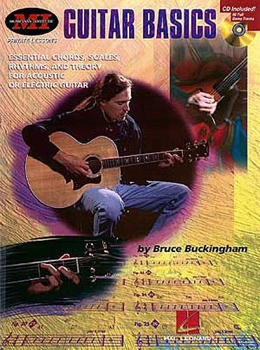 Bruce Buckingham: Guitar Basics: Guitar Solo: Instrumental Tutor