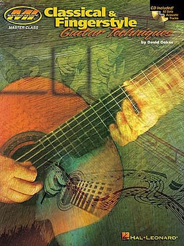 David Oakes: Classical & Fingerstyle Guitar Techniques: Guitar Solo: