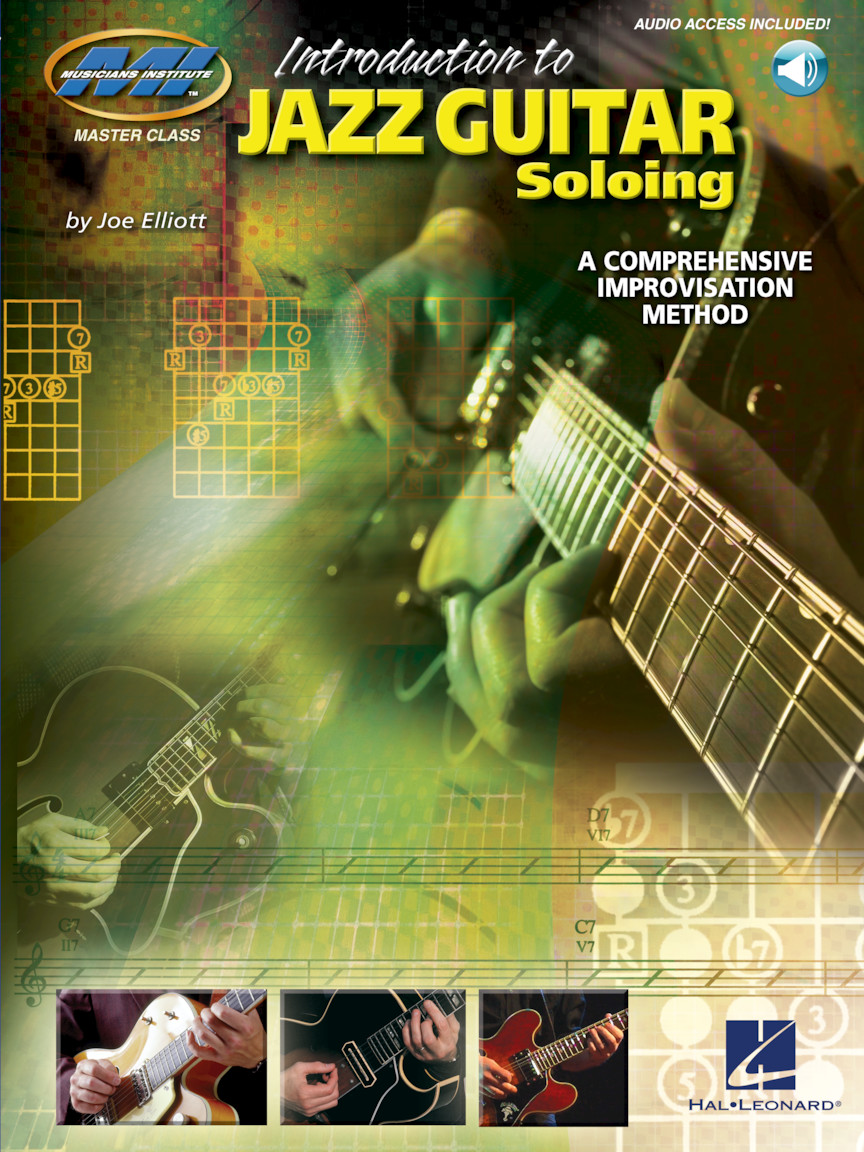 Introduction to Jazz Guitar Soloing: Guitar Solo: Instrumental Tutor