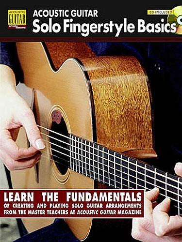 Acoustic Guitar Solo Fingerstyle Basics: Guitar Solo: Instrumental Album