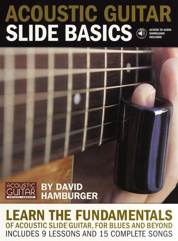 Acoustic Guitar Slide Basics: Guitar Solo: Instrumental Album