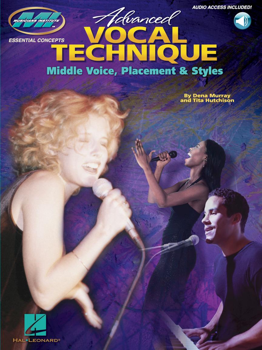 Advanced Vocal Technique Middle Voice: Vocal Solo: Vocal Tutor