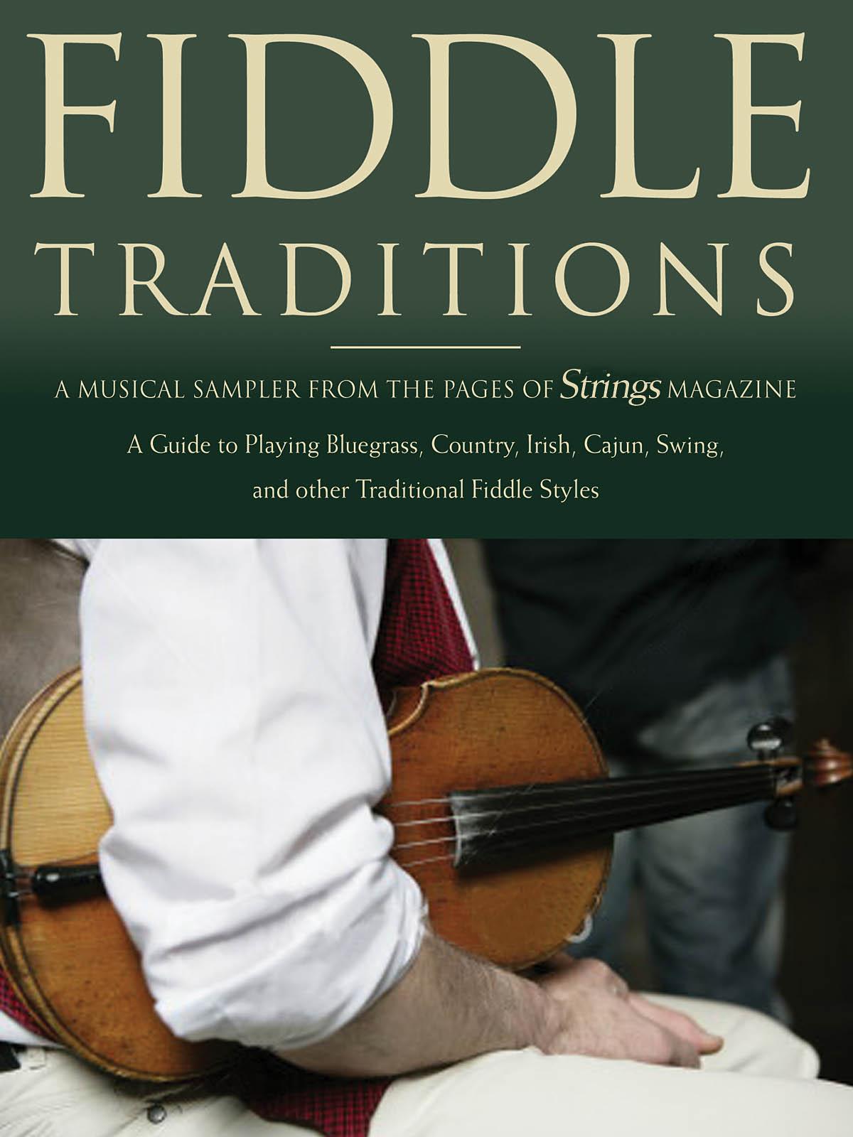 Fiddle Traditions: Violin Solo: Instrumental Tutor