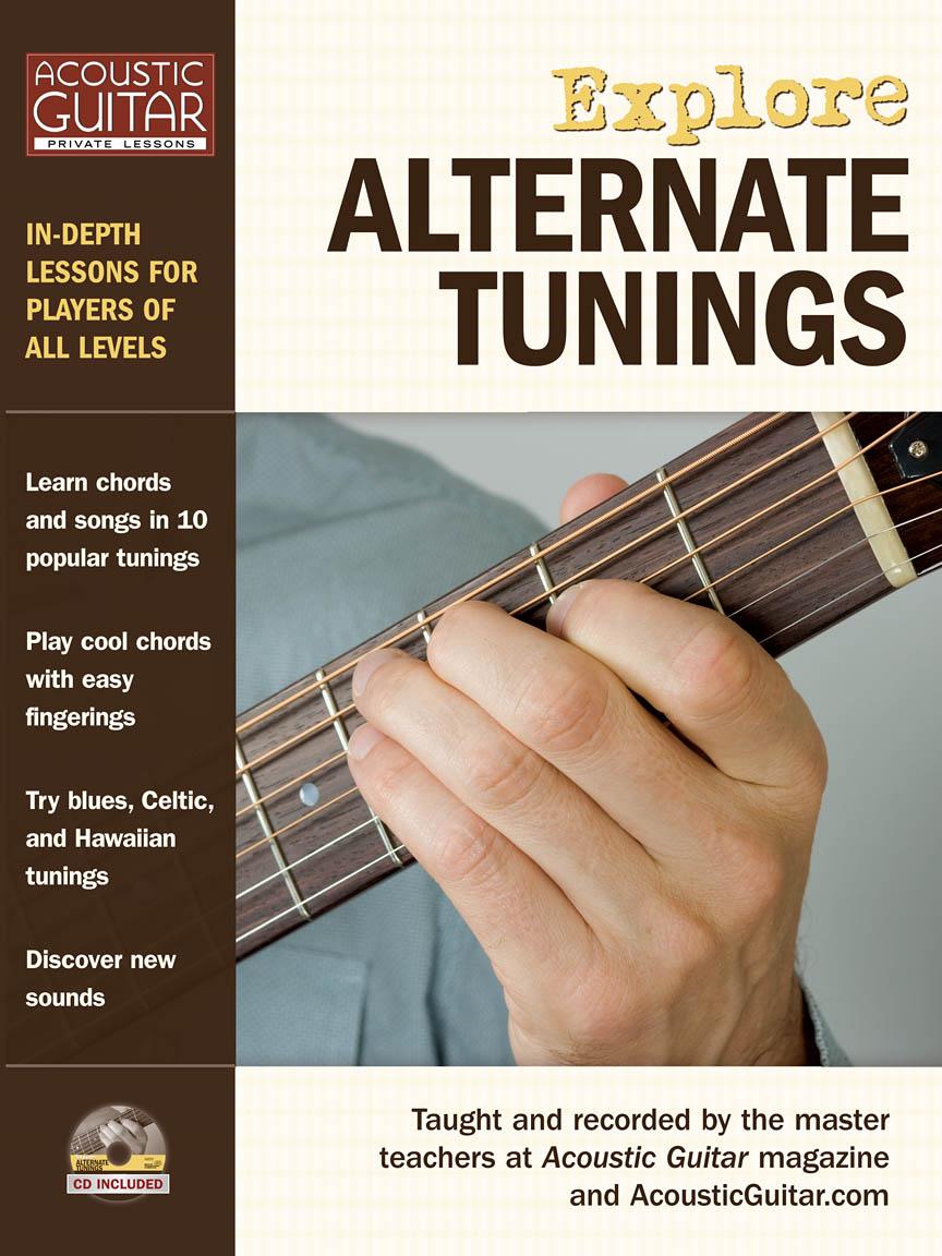 Explore Alternate Tunings: Guitar Solo: Instrumental Album