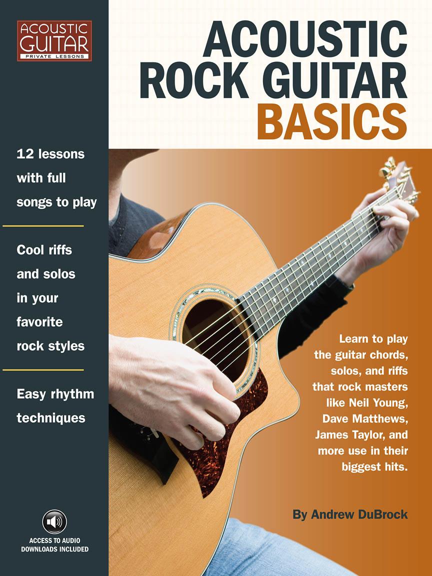 Acoustic Rock Guitar Basics: Guitar Solo: Instrumental Tutor
