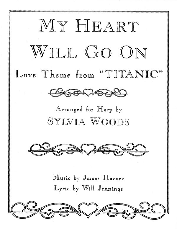 James Horner: My Heart Will Go On: Harp Solo: Instrumental Album