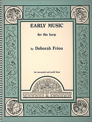 Early Music For The Harp: Harp Solo: Instrumental Album