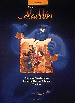 Aladdin: Clarinet Solo: Instrumental Album