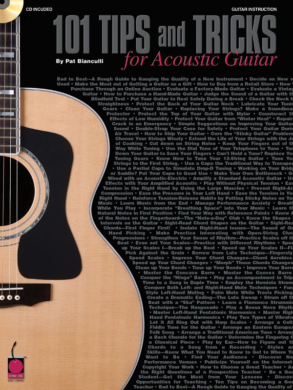 101 Tips and Tricks for Acoustic Guitar: Guitar Solo: Instrumental Album