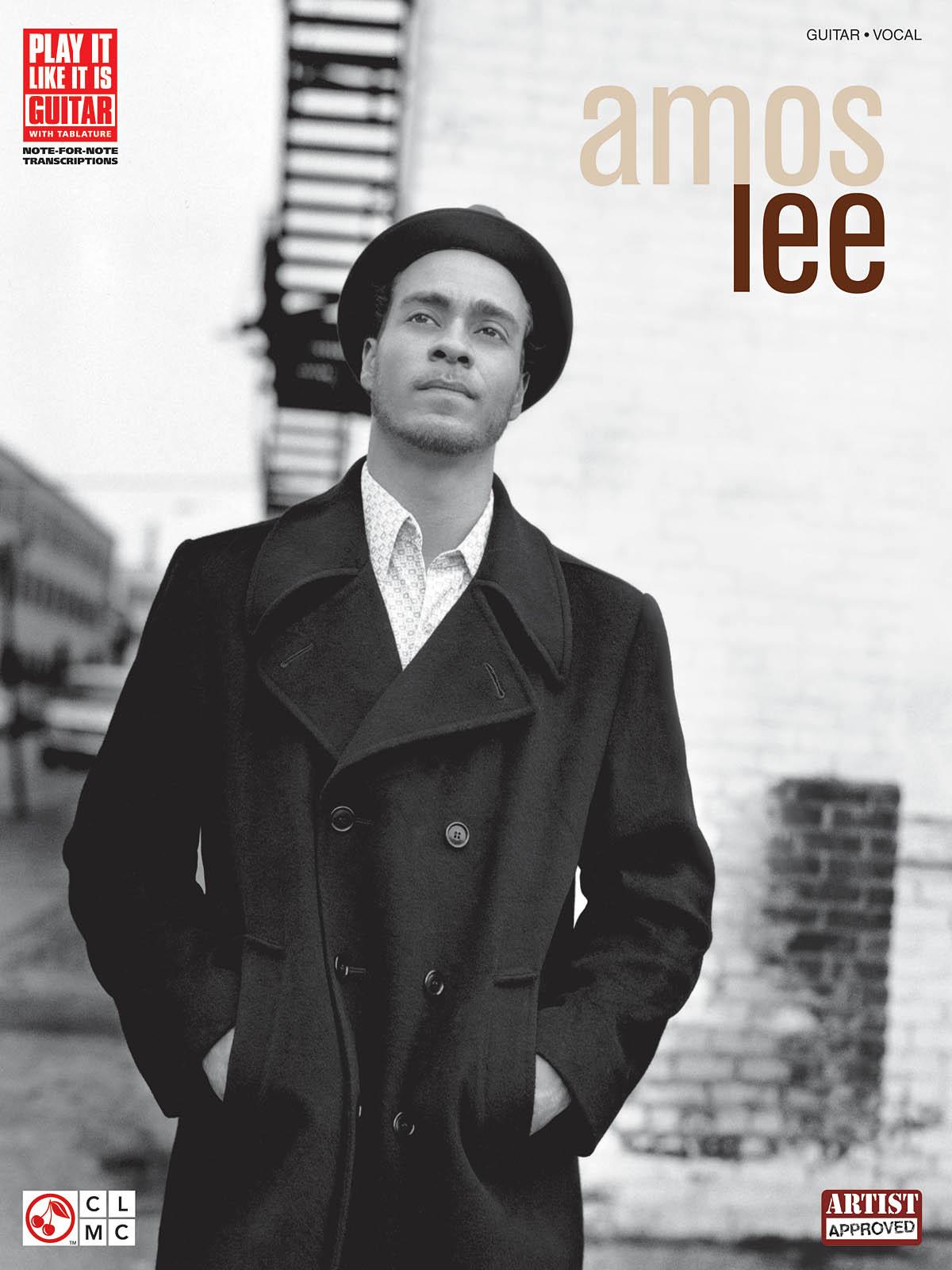 Amos Lee: Amos Lee: Play It Like It Is: Guitar Solo: Album Songbook