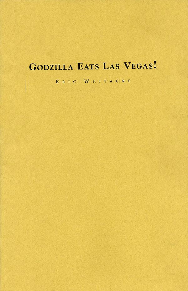 Eric Whitacre: Godzilla Eats Las Vegas!: Concert Band: Score