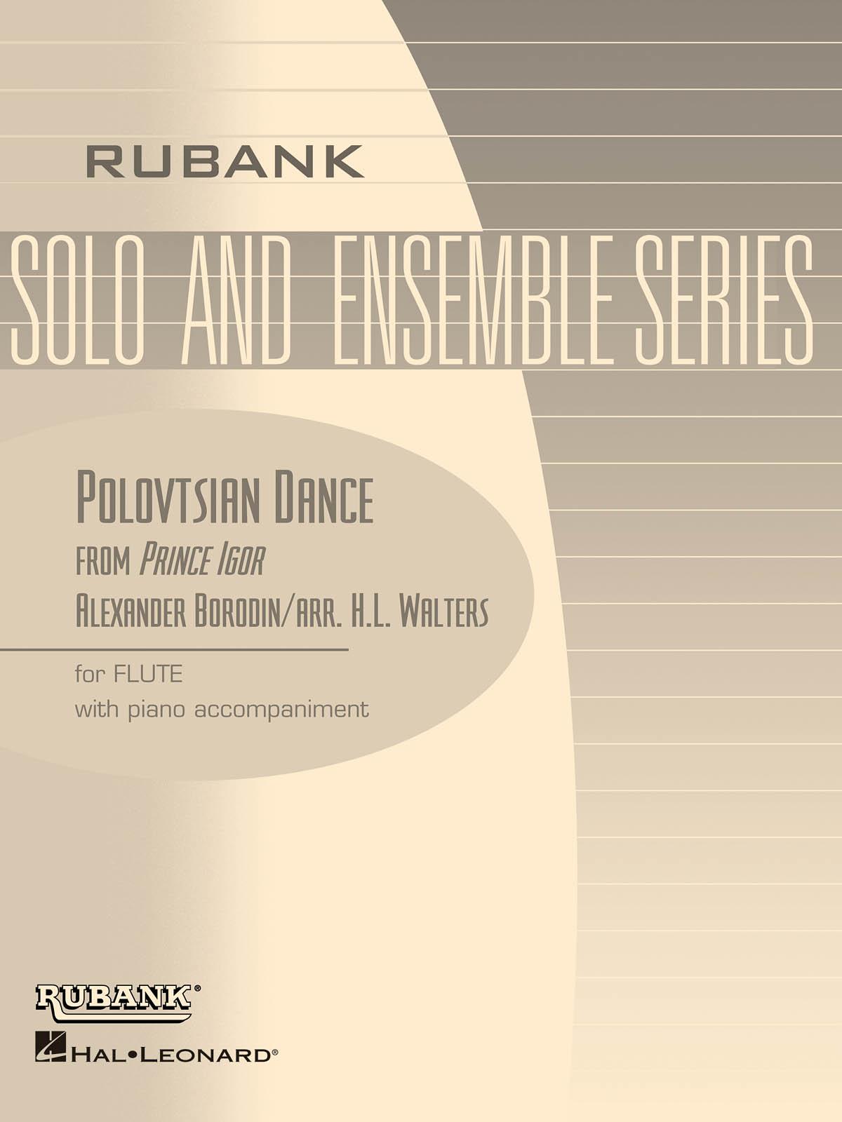 Alexander Porfiryevich Borodin: Polovtsian Dance (from Prince Igor): Flute Solo:
