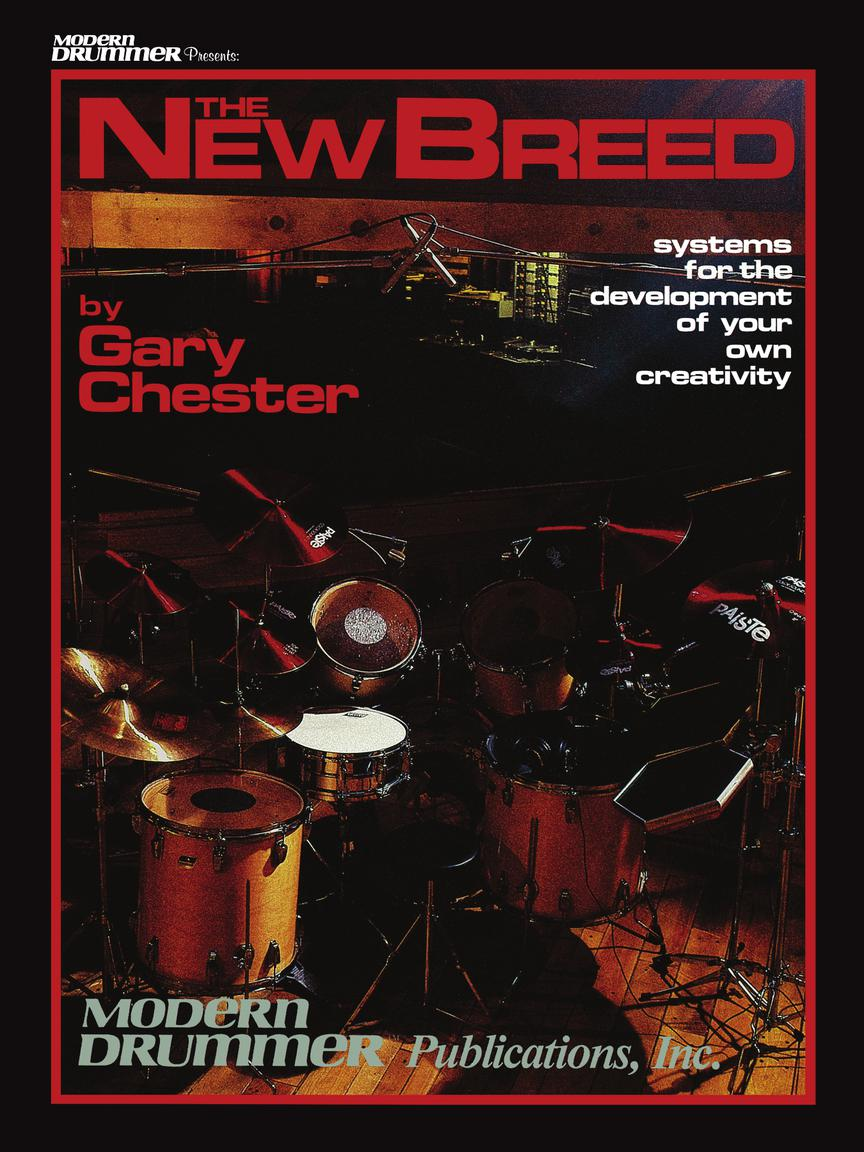 The New Breed: Drums: Instrumental Reference