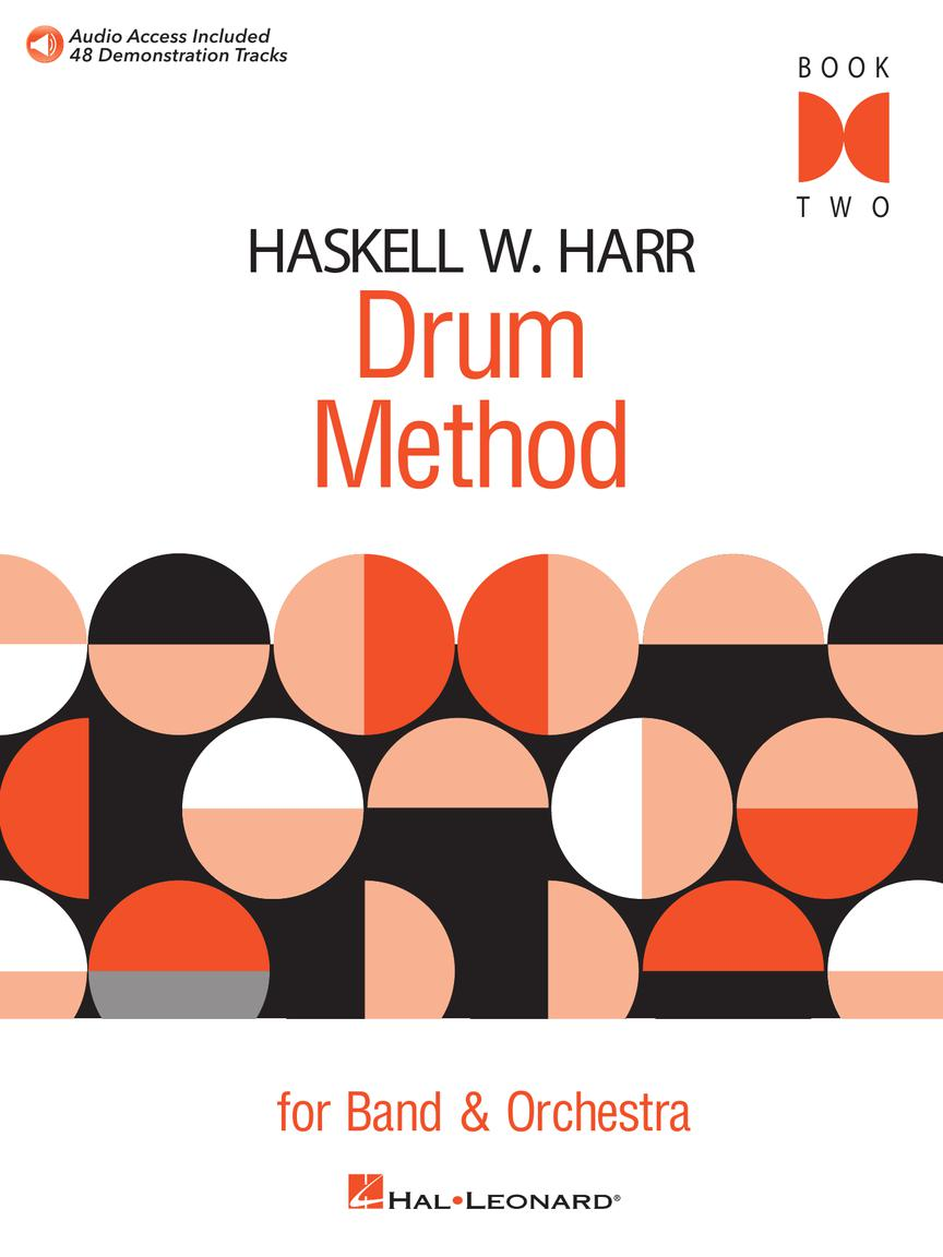 Haskell W. Harr: Drum Method For Band And Orchestra - Book 2: Drums: