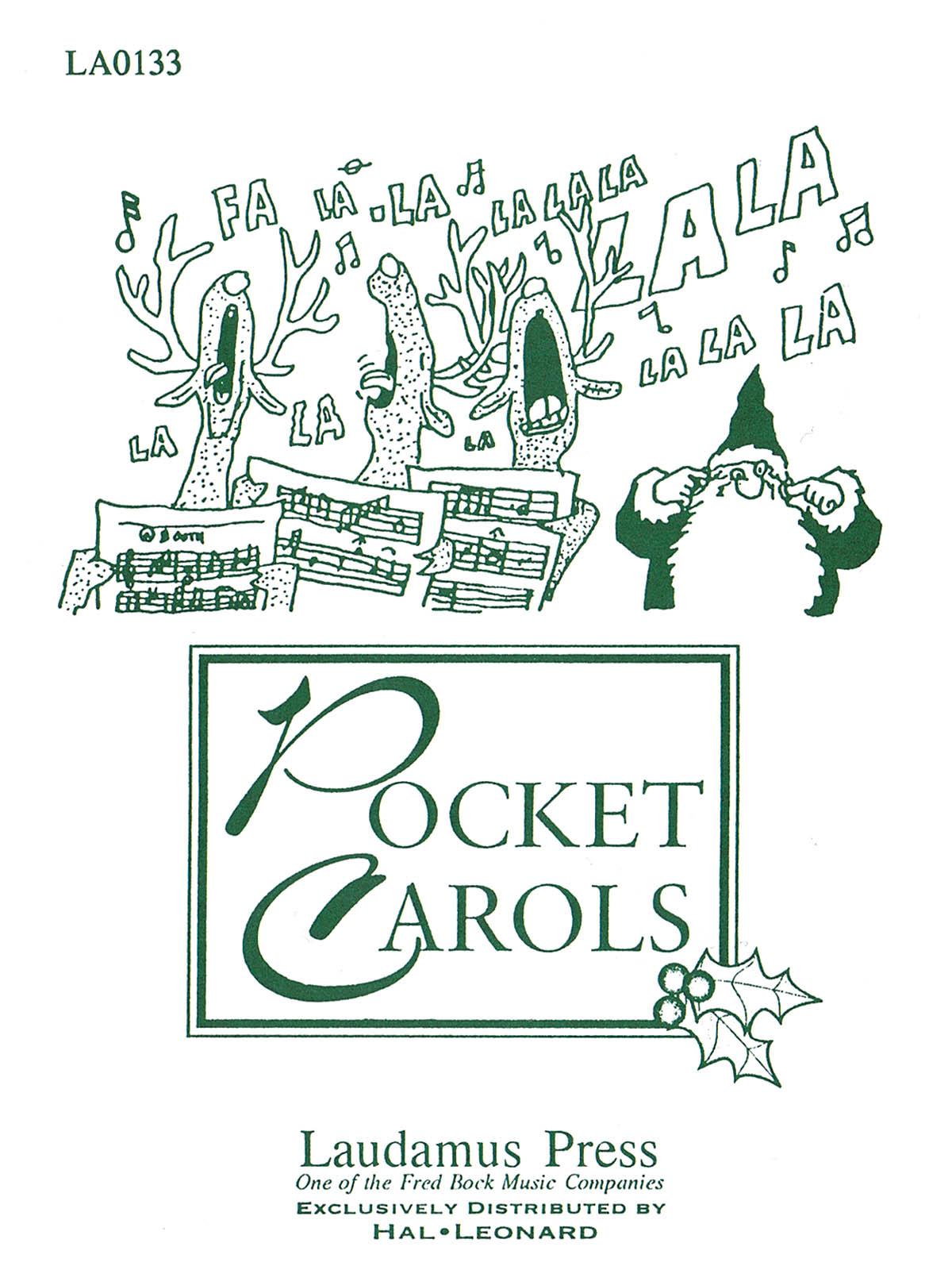 Pocket Carols: Mixed Choir: Vocal Work