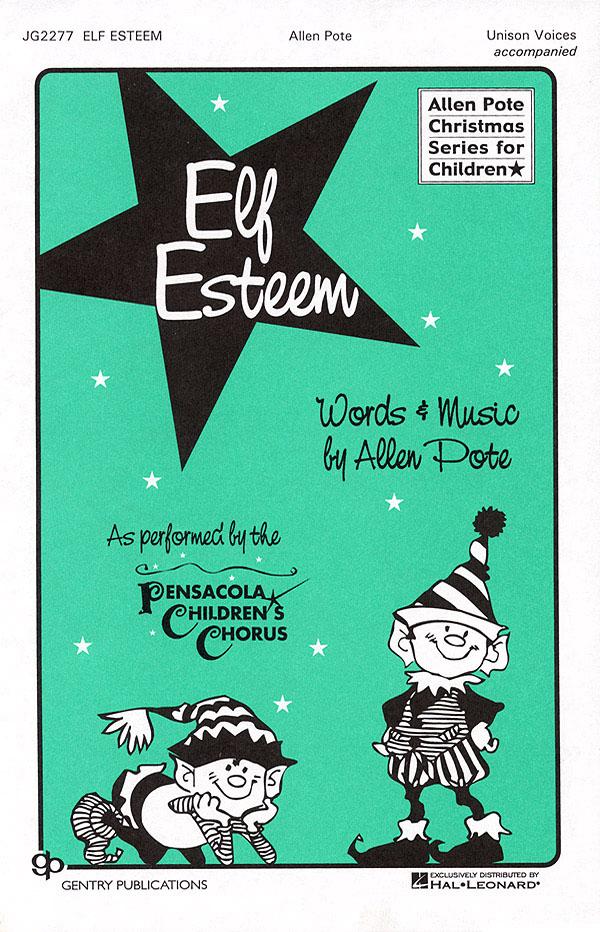 Allen Pote Carol McCann: Elf Eeem: 2-Part Choir: Vocal Score