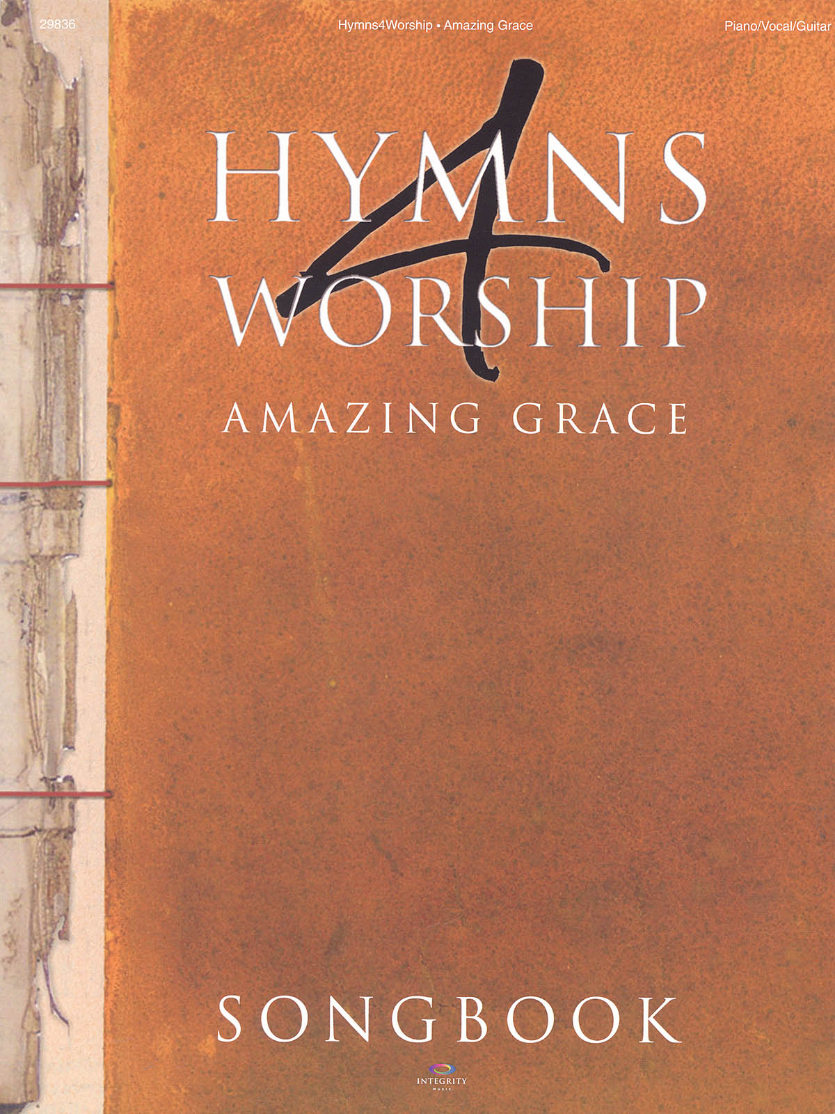 Hymns 4 Worship: Piano Vocal Guitar: Mixed Songbook