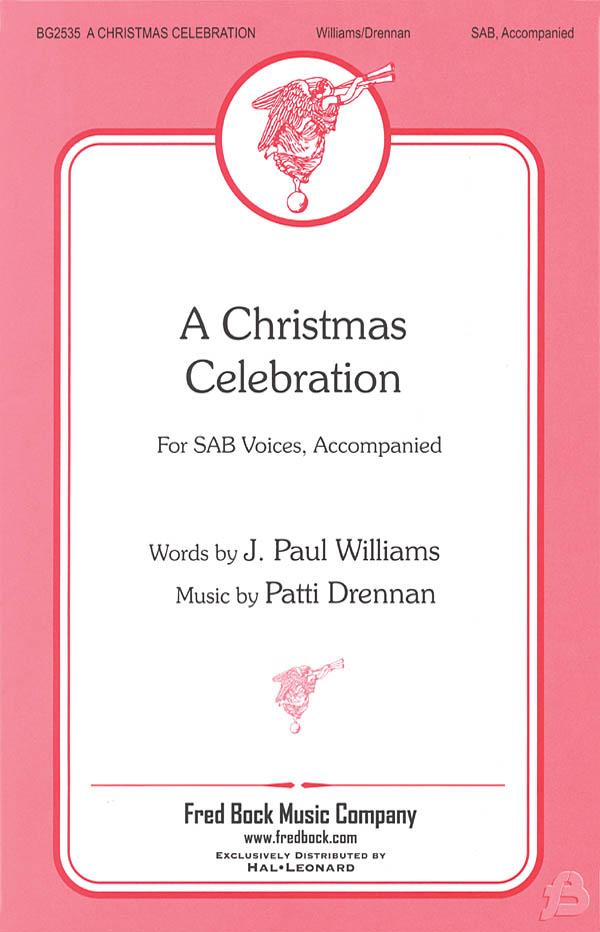 A Christmas Celebration: SAB: Vocal Score