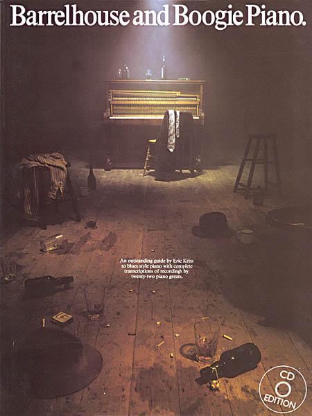 Barrelhouse and Boogie Piano: Piano: Book & CD