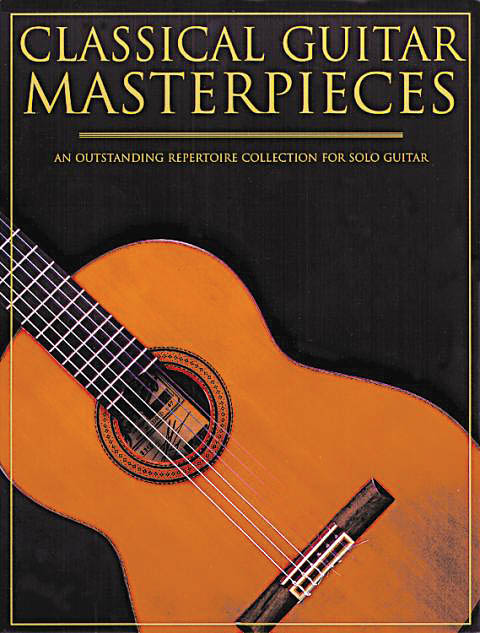 Click to view product details and reviews for Classical Guitar Masterpieces Guitar Mixed Songbook.