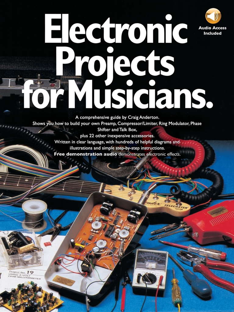 Electronic Projects for Musicians: Reference