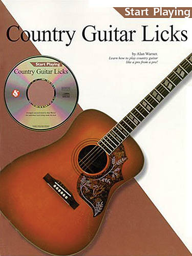 Country Guitar Licks: Guitar: Instrumental Album