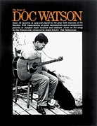 Doc Watson: The Songs of Doc Watson: Guitar: Artist Songbook