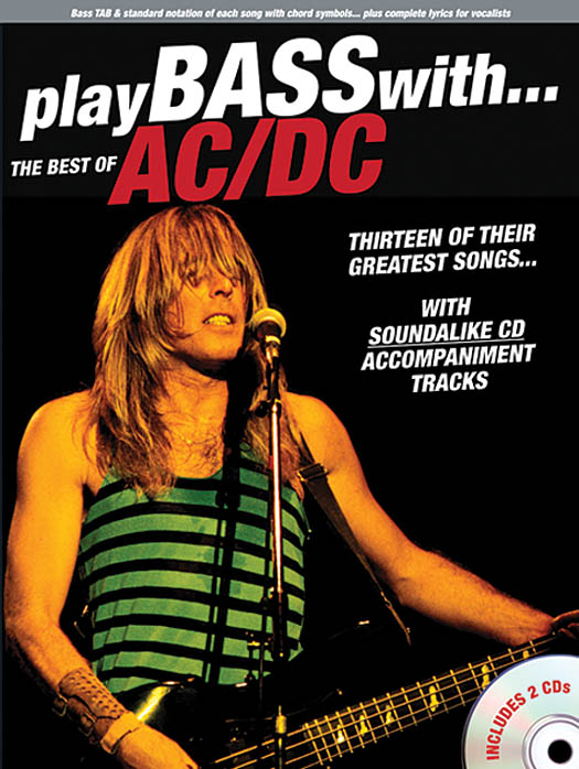 AC/DC: Play Bass with the Best of AC/DC: Bass Guitar Solo: Artist Songbook