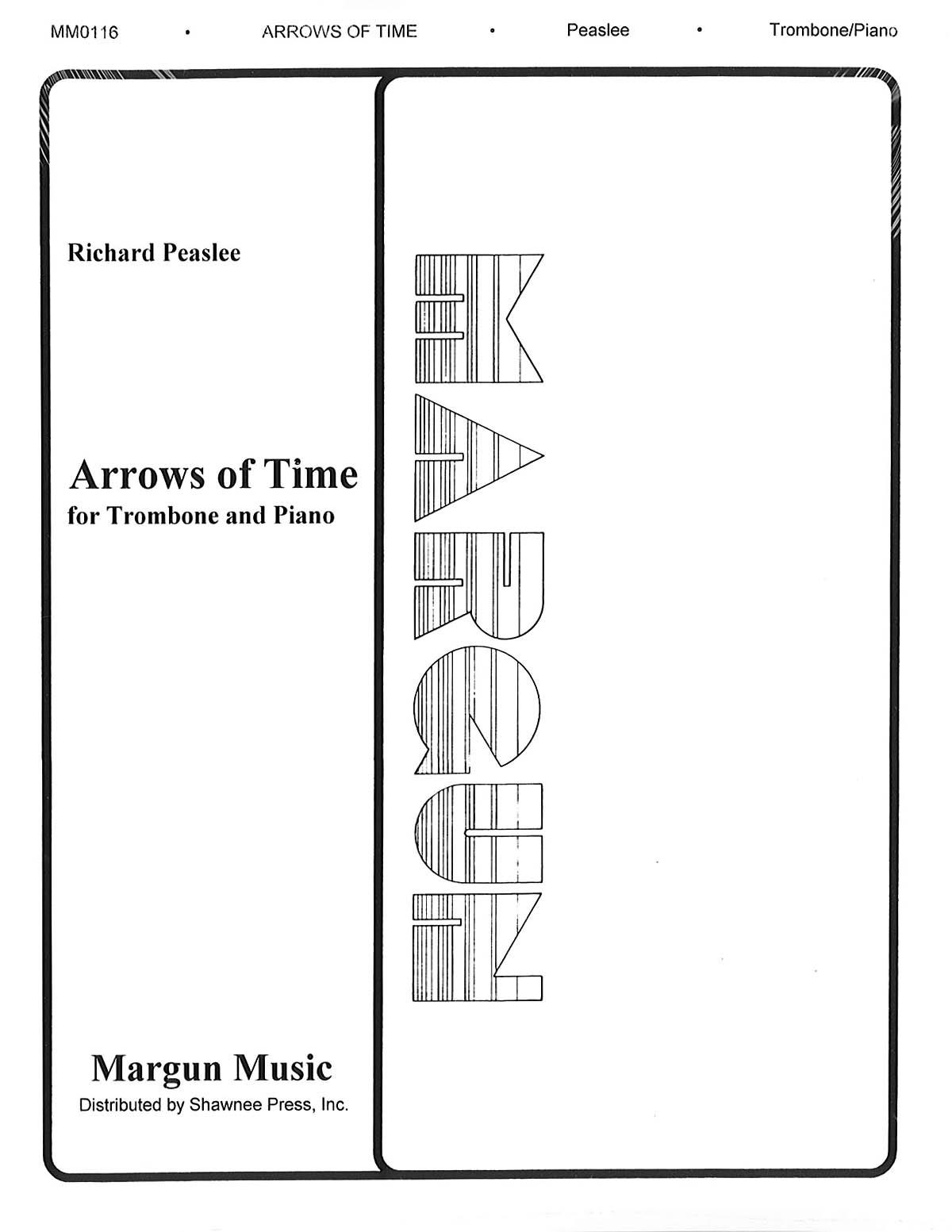Richard Peaslee: Arrows of Time: Trombone: Instrumental Work