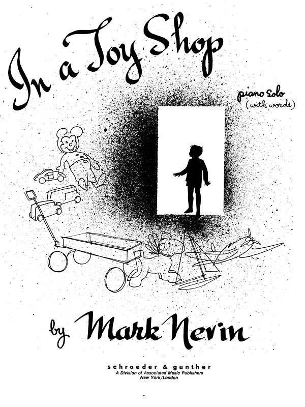 Mark Nevin: In A Toy Shop Pno: Piano: Instrumental Work