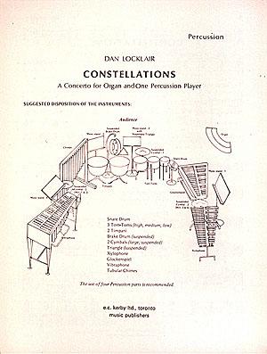 Locklair: Constellations: Mixed Duet: Instrumental Album