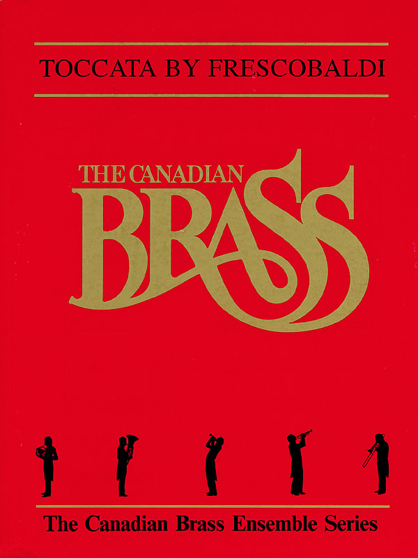 Girolamo Frescobaldi: Toccata: Brass Ensemble: Score & Parts