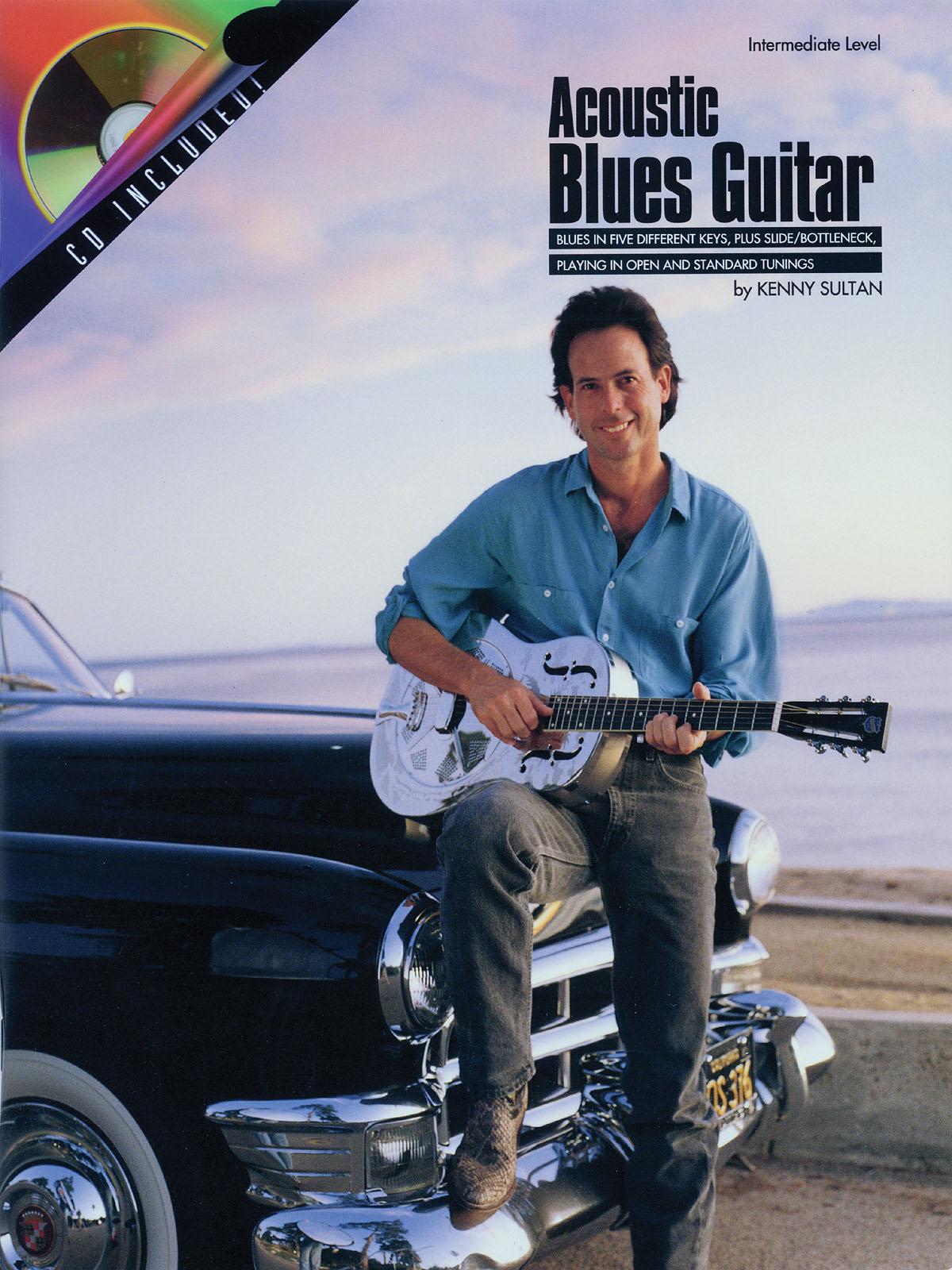 Acoustic Blues Guitar: Guitar: Instrumental Album