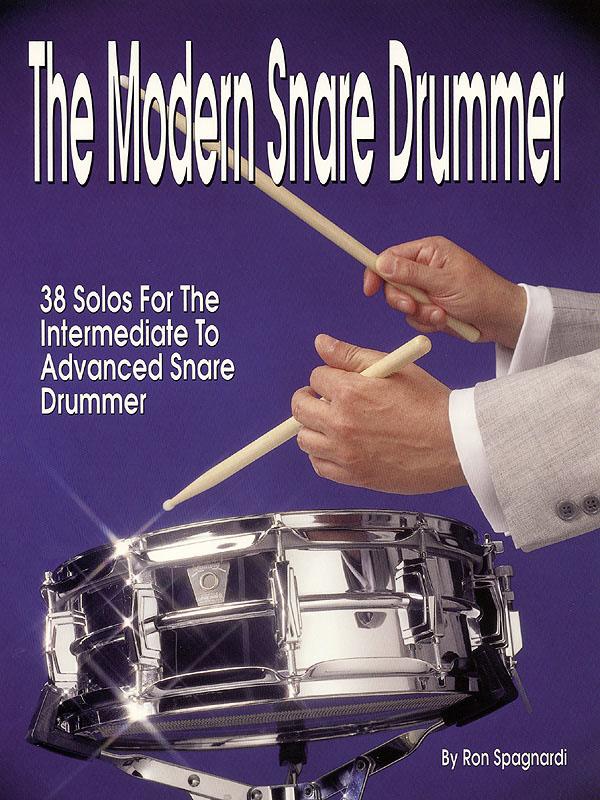 The Modern Snare Drummer: Instrumental Tutor