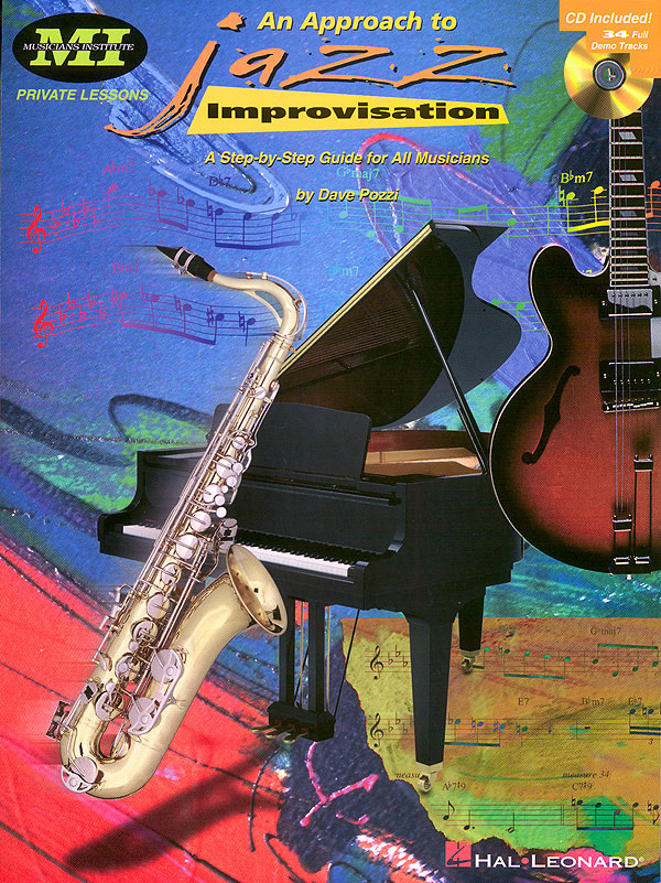Dave Pozzi: An Approach to Jazz Improvisation: Theory