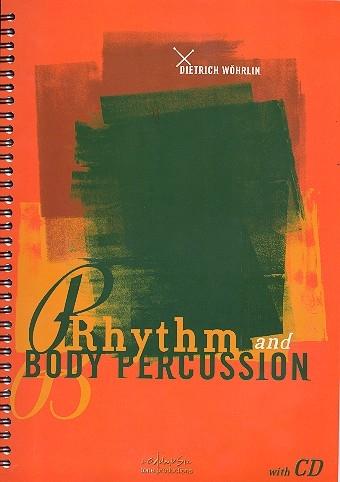 Dietrich Wöhrlin: Rhythm and Body Percussion: Drum Kit: Instrumental Tutor