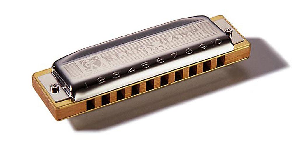 Blues Harp E Harmonica: Harmonica