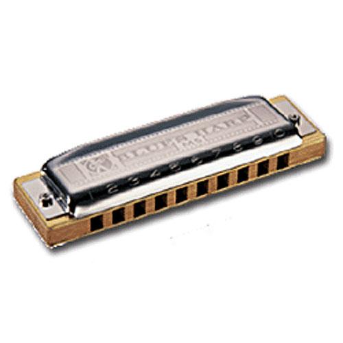 Blues Harp B Flat Harmonica: Harmonica