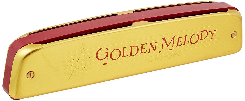 Golden Melody Tremolo Key C: Harmonica