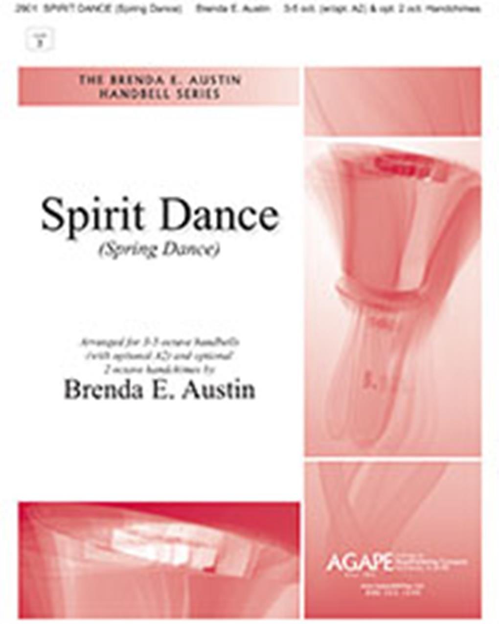 Brenda Austin: Spirit Dance: Handbells: Instrumental Work