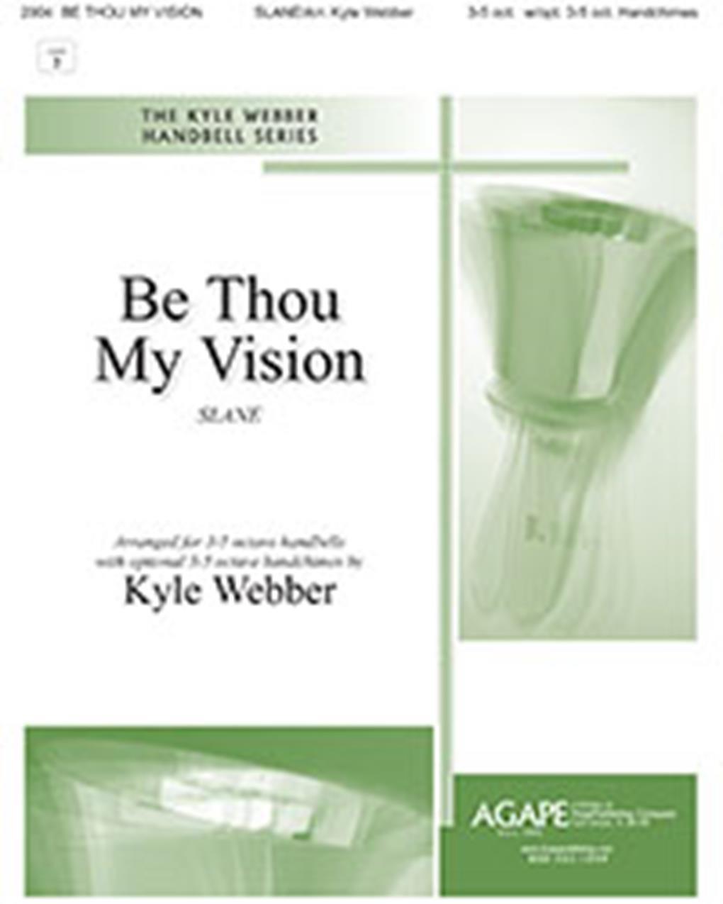 Be Thou My Vision: Handbells: Instrumental Work