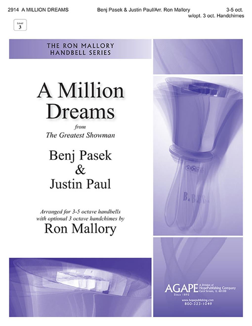 A Million Dreams: Handbells: Instrumental Work