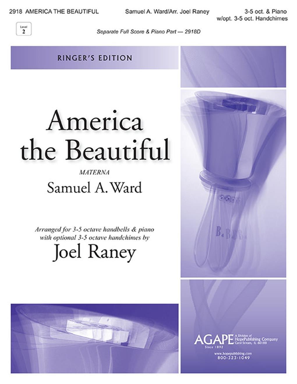 America the Beautiful: Piano: Score
