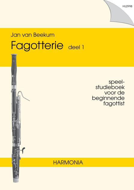 Jan van Beekum: Fagotterie deel 1: Bassoon: Instrumental Album