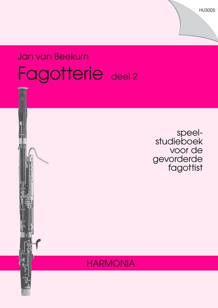 Jan van Beekum: Fagotterie deel 2: Bassoon: Instrumental Album