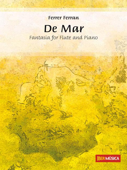 Ferrer Ferran: De Mar: Flute: Instrumental Work